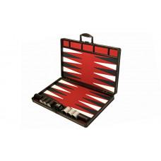 P-40 Backgammon Air 45 ALU in Wine Red