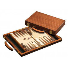 Backgammon Set Made of Wood Lipsis M