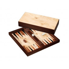 Backgammon Board in Wood Erikousa S Travel