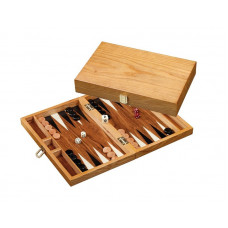 Backgammon Board in Wood Madraki S Travel