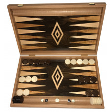 Backgammon Board in Wood Symis L