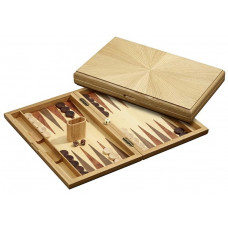 Backgammon Board in Wood Milos L