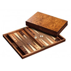 Backgammon Board in Wood Kastos M