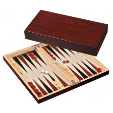 Backgammon Board in Wood Othoni L