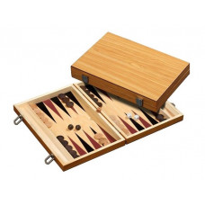 Backgammon Board in Wood Skiathos M