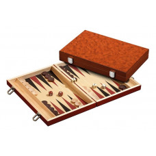 Backgammon Board in Wood Pserimos M