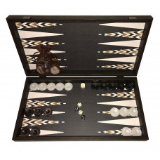 Backgammon Board in Wood Keros L