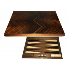 Backgammon Board in Wood Magnific L