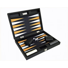 Backgammon Board Radical M in Black