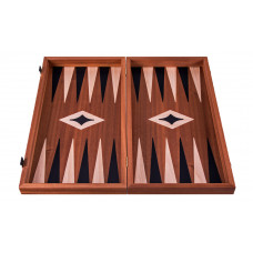 Backgammon Board in Wood Leros L