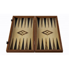 Backgammon Board in Wood Patmos L