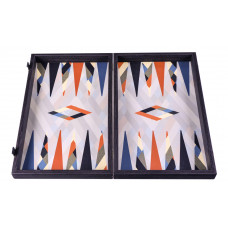 Backgammon Board in Wood Culture L