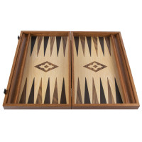 Backgammon Board in Wood Apollon L