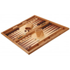 Backgammon Board in Wood Milos L