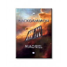 "Backgammon Book 404 p ""Backgammon"""