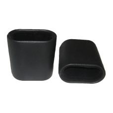 Dice Cups Leatherette Gamao  in Black (0088)