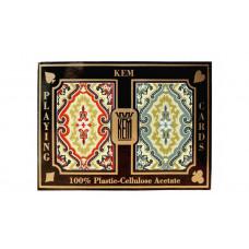 Playing Cards KEM Regular Paisley Narrow in Box