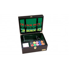 Black Jack complete set Dollar Genuine Leather