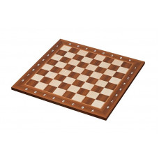 Chess Board London with Chess Notation FS 40 mm
