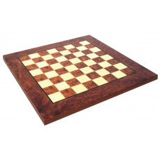 Chess Board Patrician XL Exciting look 70 mm