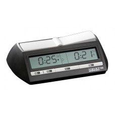 Chess Clock DGT Merex 600 in Black Digital (4674)