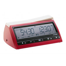 Chess Clock DGT 3000 Advanced in Red (4695)