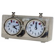 Mechanical Chess clock BHB plastic transparent