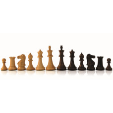 Wooden Chess Pieces Hand-carved Staunton KH 95 mm (G1027)