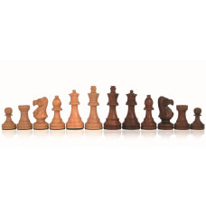 Wooden Chess Pieces Hand-carved Classic KH 100 mm (25078)