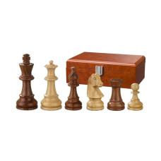 Wooden Chess Pieces Hand-carved Sigismund KH 76 mm (2063)