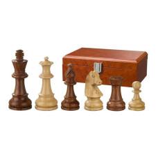 Wooden Chess Pieces Hand-carved Sigismund KH 83 mm (2064)