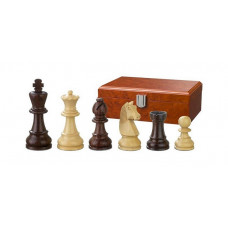 Wooden Chess Pieces Hand-carved Barbarossa KH 65 mm (2113)