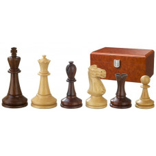 Chess Pieces 100 mm Modern Staunton Augustus