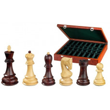 Chess Pieces Hand-carved Peter the Great KH 95 mm (2254)