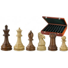 Chess Pieces Hand-carved Karl the Great KH 95 mm (2255)