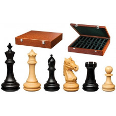 Chess Pieces Hand-carved Amoss KH 110 mm (2256)