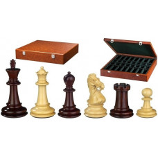 Chess Pieces Hand-carved Gratanius KH 100 mm (2265)