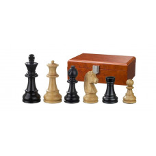 Wooden Chess Pieces Ludwig XIV Hand-carved KH 65 mm