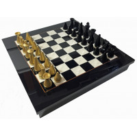 Chess & Draughts Not Foldable ML Superior