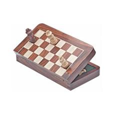 Chess Set Sober Folding Magnetic M