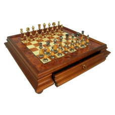 Chess Complete Set Not Foldable XL Glorious