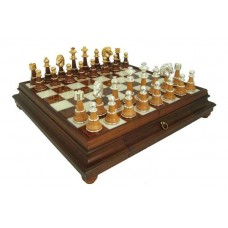 Chess Complete Set Not Foldable XL Superior