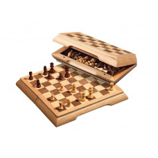 Chess Set Casket Magnetic XS