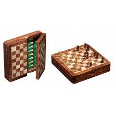 Chess Set Coffer Magnetic XS (2732)