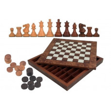 Chess & Draughts Not Foldable ML Smartly