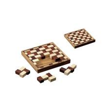 Logic Puzzle Network Mat of Wim Zwaan