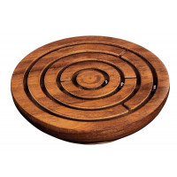 Labyrinth of Sheesham wood