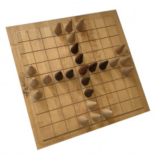 Tablut Game Exclusive Made of alder