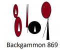 BACKGAMMON 869